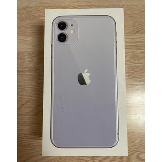 Apple - [超美品]SIMフリー iPhone11  256GB  パープル