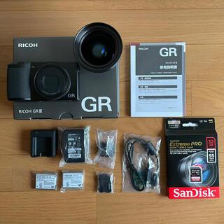 RICOH - RICOH リコー GR GR 3 レンズ付