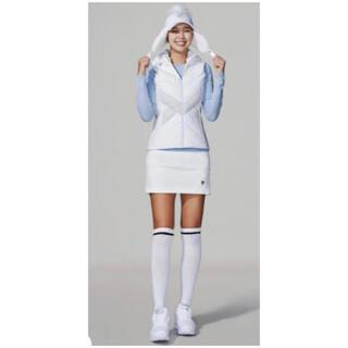 デサント(DESCENTE)の☆DESCENTE GOLF 韓国☆FW 4way トリコットスカート(ウエア)