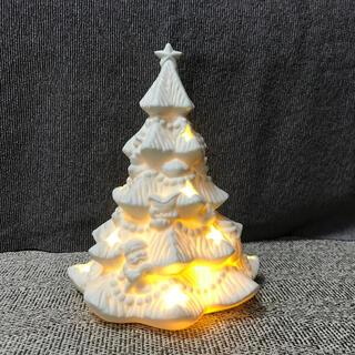 キャンドルホルダー*クリスマスツリー(キャンドル)