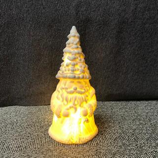 キャンドルホルダー*クリスマス(アロマ/キャンドル)
