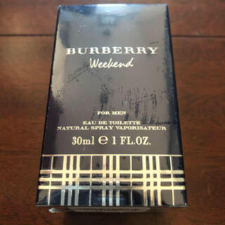 バーバリー(BURBERRY)のバーバリー ウィークエンド フォーメン  オードトワレ 30ml(香水(男性用))