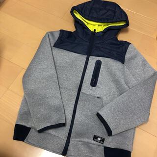 ザラ(ZARA)のZARA キッズ128サイズ8歳美品 パーカージャケット(ジャケット/上着)