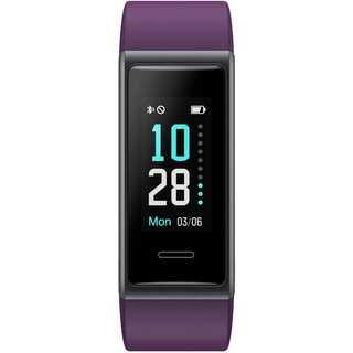 スマートウォッチ 歩数計 心拍計 活動量計 ストップウォッチ 着信通知 (腕時計(デジタル))
