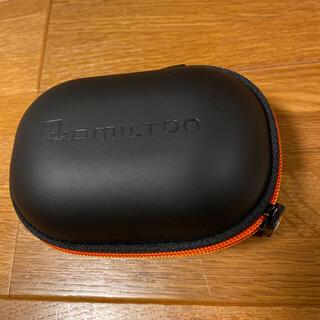 ハミルトン(Hamilton)の非売品! HAMILTON 腕時計 ウォッチ ケース 入れ物 小物 ブラック 黒(その他)