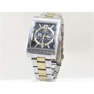 テクノス(TECHNOS)のテクノス 腕時計 T2046 メンズクオーツ TECHNOS(腕時計(アナログ))
