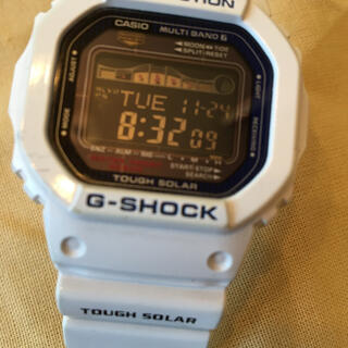 ジーショック(G-SHOCK)のG-SHOCK GWX5600C G-LIDE. 電波ソーラー(腕時計(デジタル))
