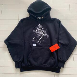 ダブルタップス(W)taps)のwtaps vans hoodie pullover hoody(パーカー)