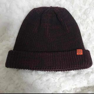 ユニバーサルオーバーオール ニット帽 ニットキャップ(ニット帽/ビーニー)