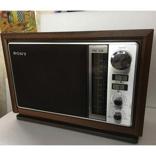 SONY - ソニーAM FMラジオ 昭和レトロ
