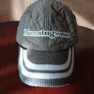 マンシングウェア(Munsingwear)のマンシングゴルフキャップ(キャップ)