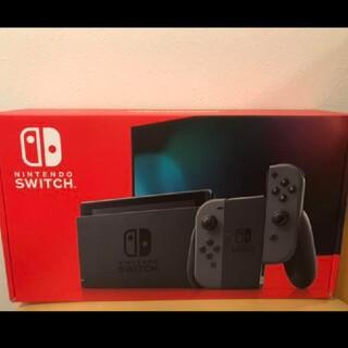 Nintendo Switch - ニンテンドースイッチグレー 新品