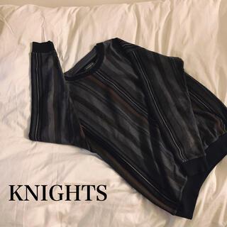 アメリヴィンテージ(Ameri VINTAGE)のKNIGHTS スウェット 古着(スウェット)