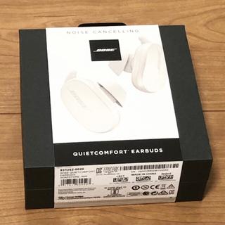 BOSE - 新品 BOSE QuietComfort EarBuds SoapStone