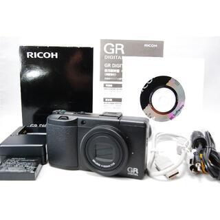 RICOH - RICOH リコー GR DIGITAL III