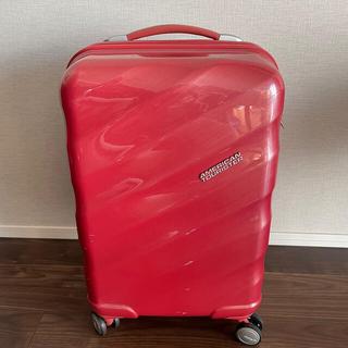 アメリカンツーリスター(American Touristor)のしーちゃん様専用*4輪スーツケース 30ℓ(スーツケース/キャリーバッグ)