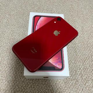 iPhone - iPhoneXR 128GB 美品 SIMフリー