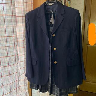 高校制服 ブレザー+スカート