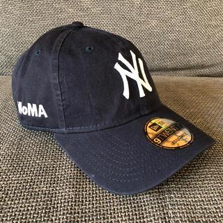 モマ(MOMA)のNEW ERA cap MoMA Edition NY ヤンキースキャップ(キャップ)
