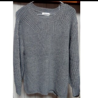レプシィム(LEPSIM)のLEPSIMニットセーター(ニット/セーター)