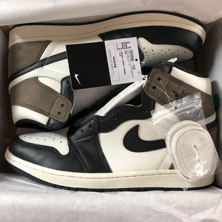 NIKE - AIR JORDAN1 RETRO HIGH OG Dark Mocha