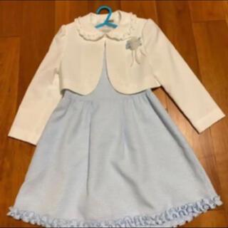 シマムラ(しまむら)のフォーマルワンピース 120cm 入学式 卒園式 七五三 結婚式など(ドレス/フォーマル)