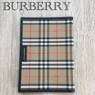 BURBERRY - BURBERRY バーバリー ブックカバー
