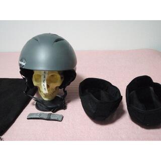 スワンズ(SWANS)のSWANS スワンズ スキー スノボ ヘルメット 59cm 61cm(ウエア)