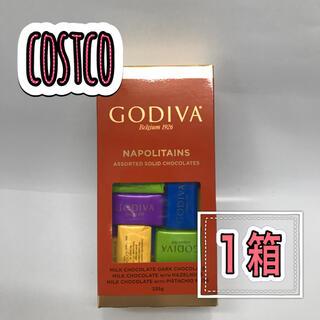 コストコ - コストコ ゴディバ ナポリタン 1箱(225g)