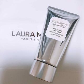 laura mercier - ローラメルシエ  アンバーバニラ  ハンドクリーム 50g