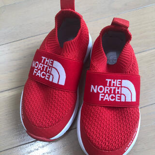 THE NORTH FACE - 未使用 ノースフェイス スニーカー スリッポン 14センチ