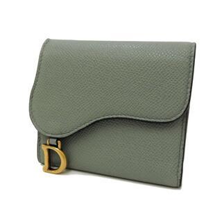 クリスチャンディオール(Christian Dior)のクリスチャンディオール 三つ折り財布 コンパクトウォレット  S5(財布)
