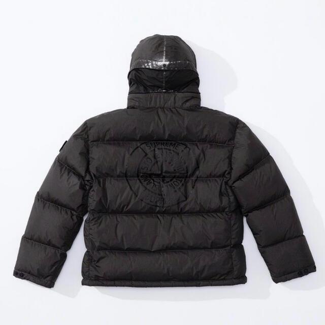Supreme(シュプリーム)のSupreme Stone Island Down Jacket M メンズのジャケット/アウター(ダウンジャケット)の商品写真