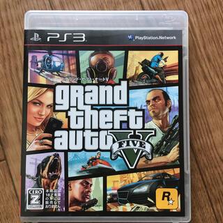 PlayStation3 - グランド・セフト・オートV  GTA5  グラセフ PS3ソフト