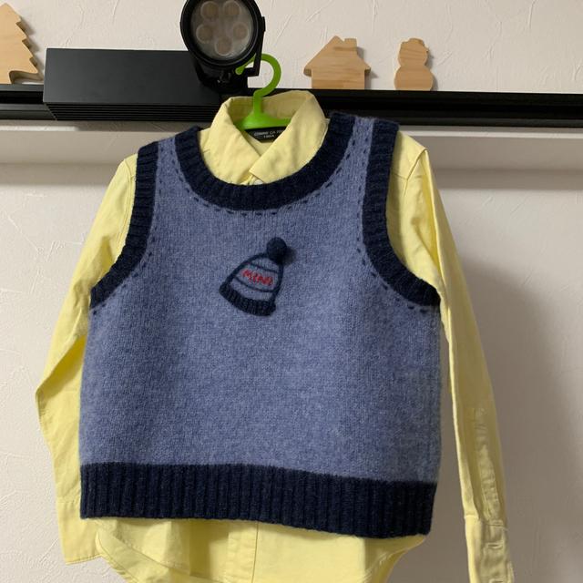 familiar(ファミリア)のファミリア  コーデセット  キッズ/ベビー/マタニティのキッズ服男の子用(90cm~)(Tシャツ/カットソー)の商品写真