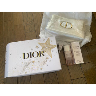 クリスチャンディオール(Christian Dior)のDiorカプチュール トータル セット(美容液)