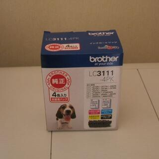 brother - ラクマパック☆brother LC3111-4PK 純正インク
