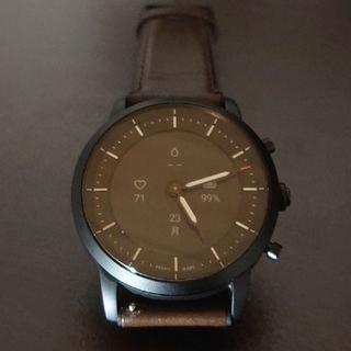 フォッシル(FOSSIL)のフォッシル ハイブリッドHR FTW7008(腕時計(デジタル))