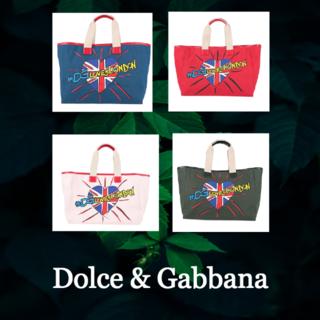 ドルチェアンドガッバーナ(DOLCE&GABBANA)の★SALE【Dolce & Gabbana】ロゴ入り ハンドバック(ハンドバッグ)