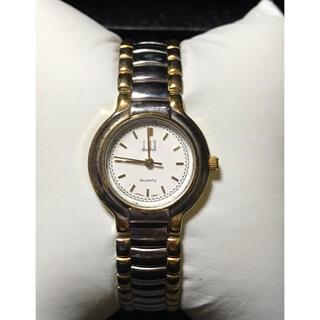 ダンヒル(Dunhill)のdunhill ダンヒル レディース腕時計 ジャンク品(腕時計)