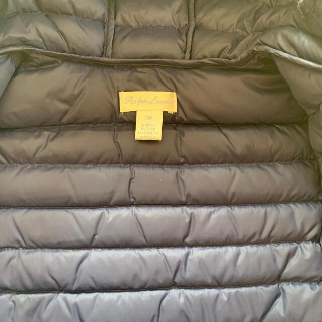 Ralph Lauren(ラルフローレン)のRalphLauren ラルフローレン ダウン キッズ/ベビー/マタニティのベビー服(~85cm)(ジャケット/コート)の商品写真