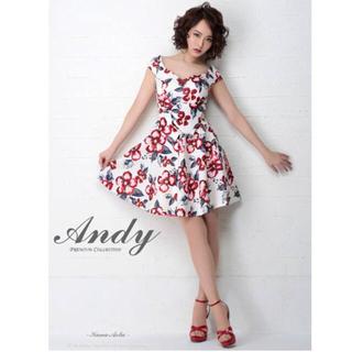 アンディ(Andy)のAndy♡新品Aラインドレス(ミニドレス)