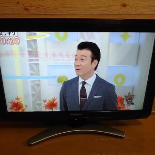 AQUOS - ★★SHARP AQUOS 2011年製 26インチ 液晶テレビ 送料込み★
