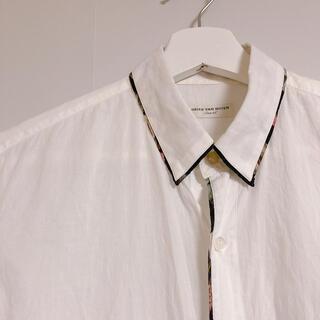 DRIES VAN NOTEN - ドリス フローラルシャツ 46