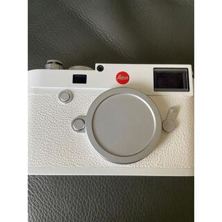 LEICA - 【新同品】ライカ LEICA M10P White + Summilux 50