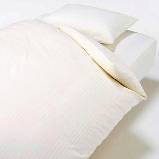 ムジルシリョウヒン(MUJI (無印良品))のMUJI 新品 新作 枕カバー2SET (シーツ/カバー)