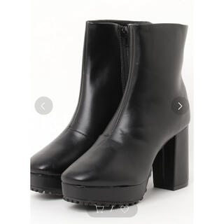 エスペランサ(ESPERANZA)のチャンキーヒール厚底ミドルブーツ [ minia ](ブーツ)