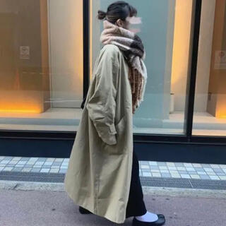 TODAYFUL - fashiru  ステンカラー トレンチ コート