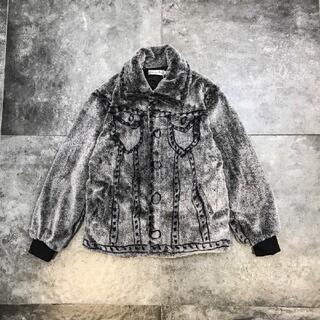 Dior - クリスチャンディオール ファー ジャケット