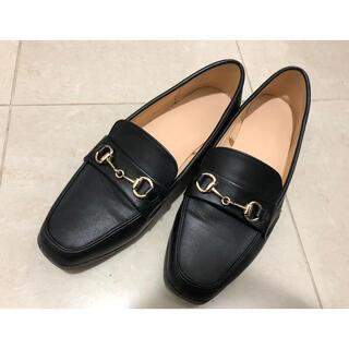 ジーユー(GU)のGU ローファー(XL)(ローファー/革靴)